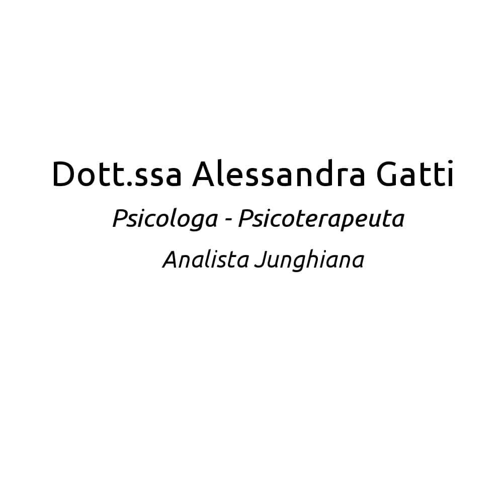 Alessandra Gatti | Analista Junghiana